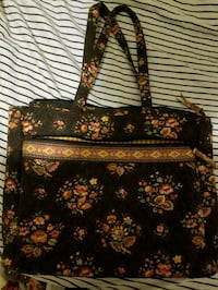 You're a Bradley Brown Floral travel bag  358 mi