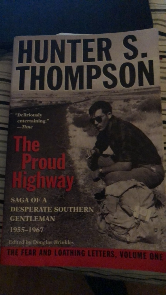 Used Hunter S Thompson The Proud Highway For Sale In Colonie Letgo