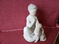 Lladro boy with dog Glendale Heights, 60137