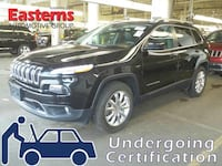 2015 Jeep Cherokee Limited Sterling, 20166