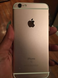 iPhone 6s- rose gold Aurora, 80013