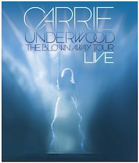 New Unused Carrie Underwood The Blown Away Tour Live Toronto, M5M 1Y4