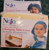 Baby Changing table covers 1703 mi