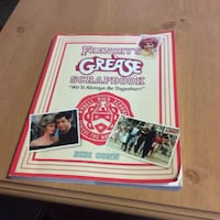 Grease movie scrapbook Vaudreuil-Dorion, J7V 8P5