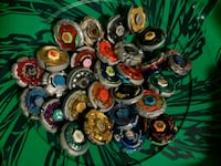 Beyblade collection  Toronto, M9M 2Z9