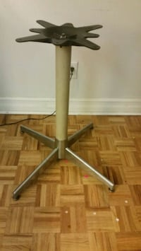 Strong Sturdy Table Base. Toronto, M5R 2T6