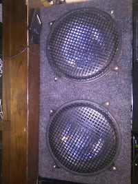 black and gray subwoofer speaker Langley Township, V2Z