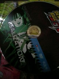 Dragon Ball gt realization dvd Arvada, 80002