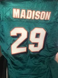 83c19d4e448 Used Miami Dolphins #29 Sam Madison for sale in Windsor Mill - letgo