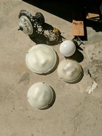 Lighting fixtures (each) St. Catharines, L2T 2X8
