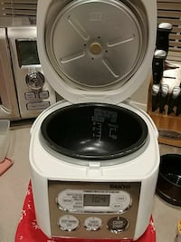 Sanyo 3.5 cup rice cooker ECJ-S35S Coquitlam, V3B 5R5