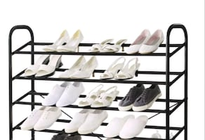 Shoe Rack 4 Tier Holds more than 20 pairs