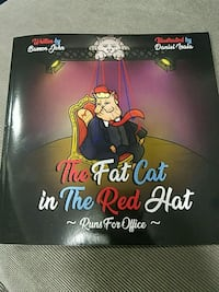 The Fat Cat in the Red Hat  9 km