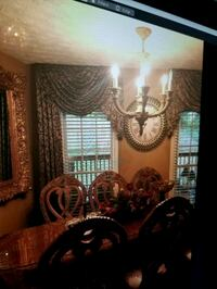 Two custom draperies moving must go asap excellent Woodstock, 30188