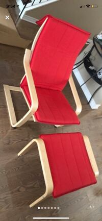FULL SET PIONG CHAIR FOOT REST Ottawa, K2B 6B1