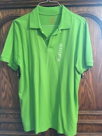MEN'S POLO JOE FRESH LARGE NEW 536 km