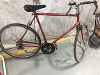 Men 10 speed vintage road bike   Mississauga, L4W 1C9