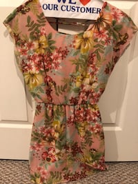 women's multicolored floral dress Woodbridge, 22192