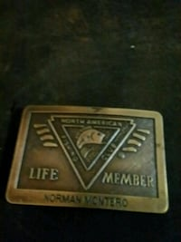 N.a.f.c life time member made exclusively for Nort Kingsport, 37660