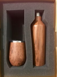 Brand New, Unused Wood Look Thermos and Tumbler Mooresville, 28115