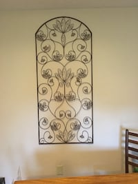 LARGE WIRE WALL DECOR Columbus, 43016