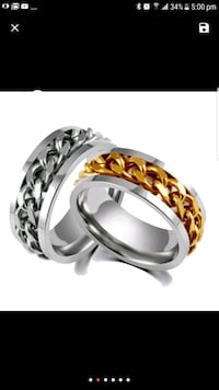 316Lstainless steel. gold plated Montreal, H3N 1E8