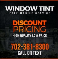 Window Tint Las Vegas