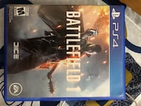 Battlefield 1 PS4 North Chesterfield, 23234
