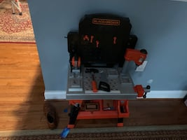 Black and Decker Toy Table