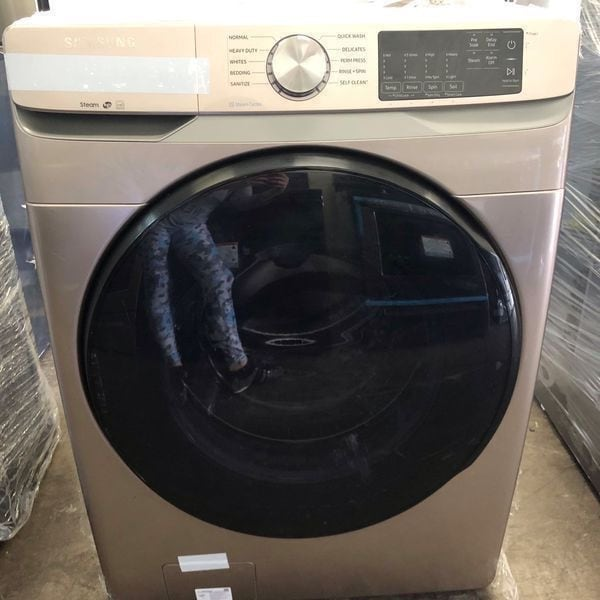 Front Load Washing Machine 4.5Cu. Ft Home Appliance Lavadora Samsung