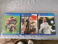 PS4 games Waterloo, N2L 6C4