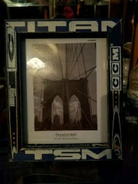 Handcrafted Hockey stick picture frame Hamilton