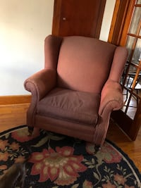 Husband Wing Back Chair  Stephens City