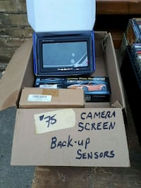 Large Screen with camera and sensors Brantford, N3T 1N4