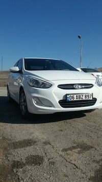 2016 Hyundai Accent Blue 1.4 D-CVVT MODE PLUS Ankara