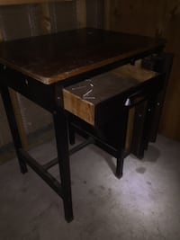 Vintage Partner's Drawing Table 901 mi