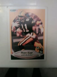 Green Bay Packers Wr Perry Kemp 41 km