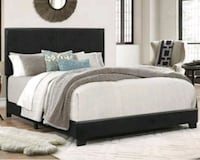 ☆Special Offer☆Brand New Erin Faux Leather Queen Bed Baltimore, 21210
