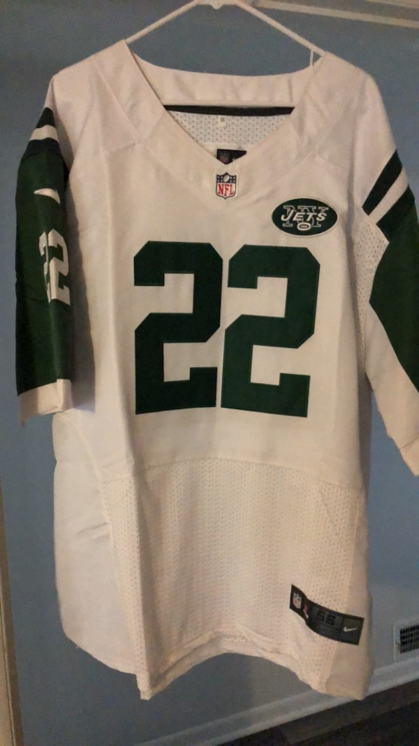 the best attitude 6581f 28c6a Matt forte jets jersey