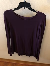 Women's Long Sleeved Tee Shirt: XL Hesperia, 92345