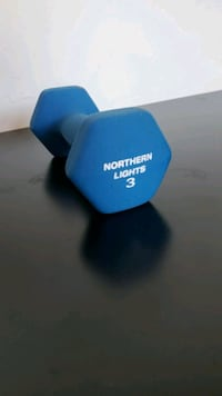 *NEW* 3lbs, 5lbs, 8lbs Dumbbell  Burnaby, V5H 2G3