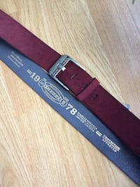 Diesel belt 100cm brand new genuine Oslo, 0366