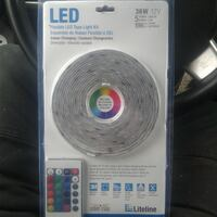 led flrxible tape light kit  Spruce Grove