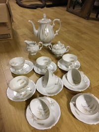 Germany tea set
