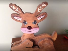 Bambi for your Craft Show