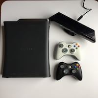 Xbox360 120GB Console w/ Kinect & 19 Games Ossining, 10562