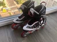 K2 POWER 90M rollerblade size 10 US. $125! Almost new. Great deal.