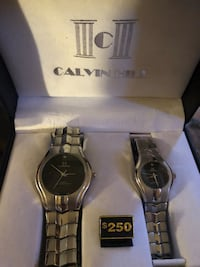 His and her Calvin hill watches District Heights, 20747