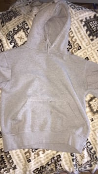 plane grey hoodie size medium   Halifax, B4E 3B2