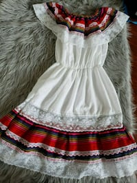 Women size small traditional mexican dress  Kennewick, 99337